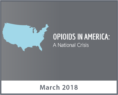 Opioids in America: A National Crisis